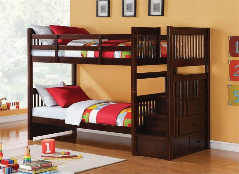 Kids bedroom ideas։ Lighting and beds for kids – HOUSE