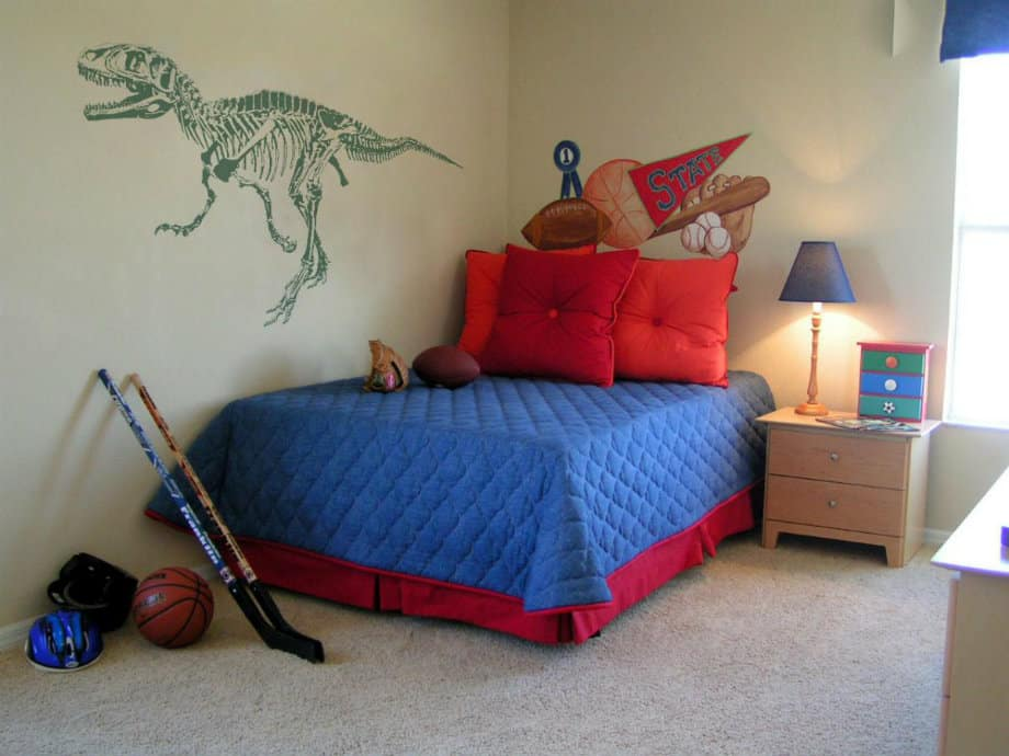 Kids bedroom ideas color and kids bedroom furniture house interior - Kids room decoration ...