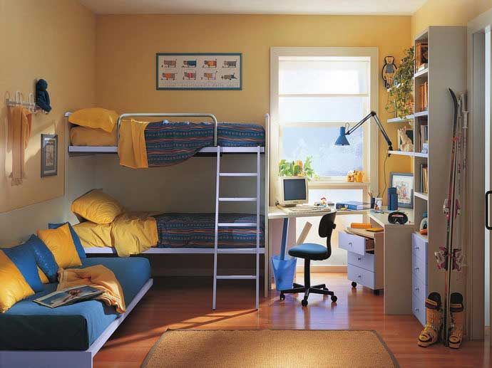 Kids Bedroom Ideas Color And Kids Bedroom Furniture
