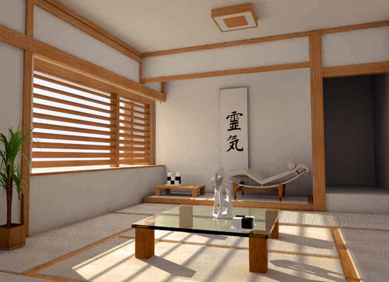 Such Interior Design Combines Both Aesthetics And High Practicality, And  Also Feeling Of Closeness To Nature. Today We Will Discuss « Japanese  Interior ...