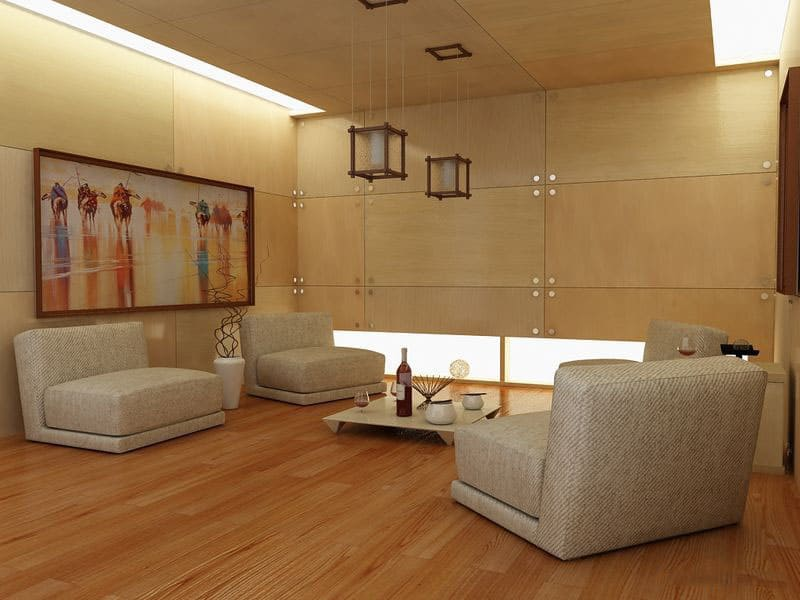 Japanese interior design japanese living room for Apartment interior design japan