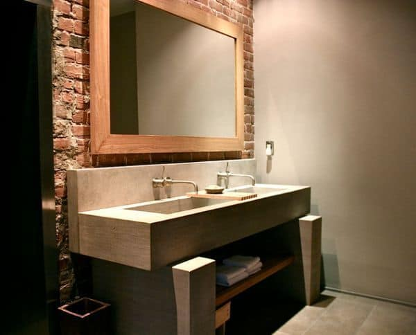 Bathroom Decor Ideas Loft HOUSE INTERIOR