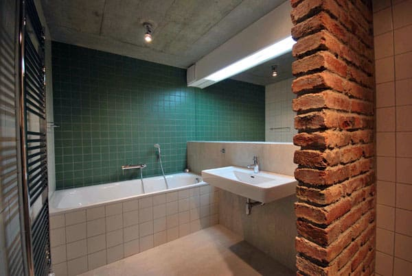 Bathroom Decor Ideas Loft Bathroom
