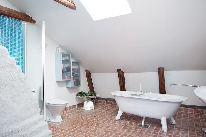 5 Gorgeous Scandinavian Bathroom Ideas: Bathroom Design Ideas: Scandinavian Bathroom