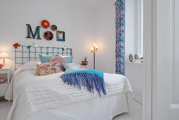 Bedroom decorating ideas: Scandinavian bedroom – HOUSE ...