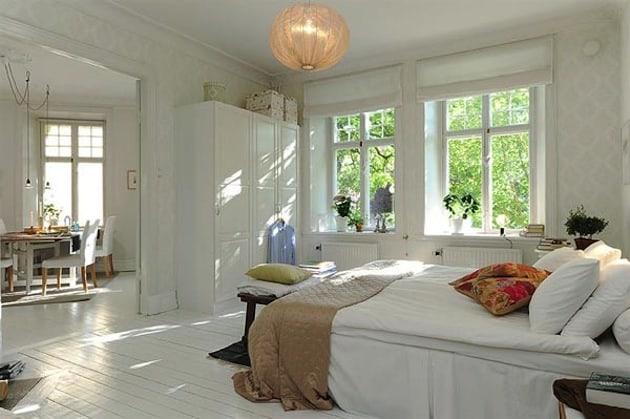 Ideas Scandinavian Bedroom Decoration Modern Bedroom Scandinavian