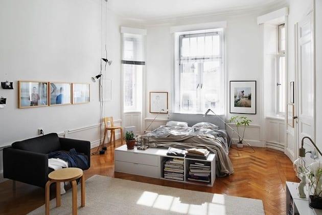 Bedroom decorating ideas scandinavian bedroom house interior - Danish interior design ideas nordic simplicity ...