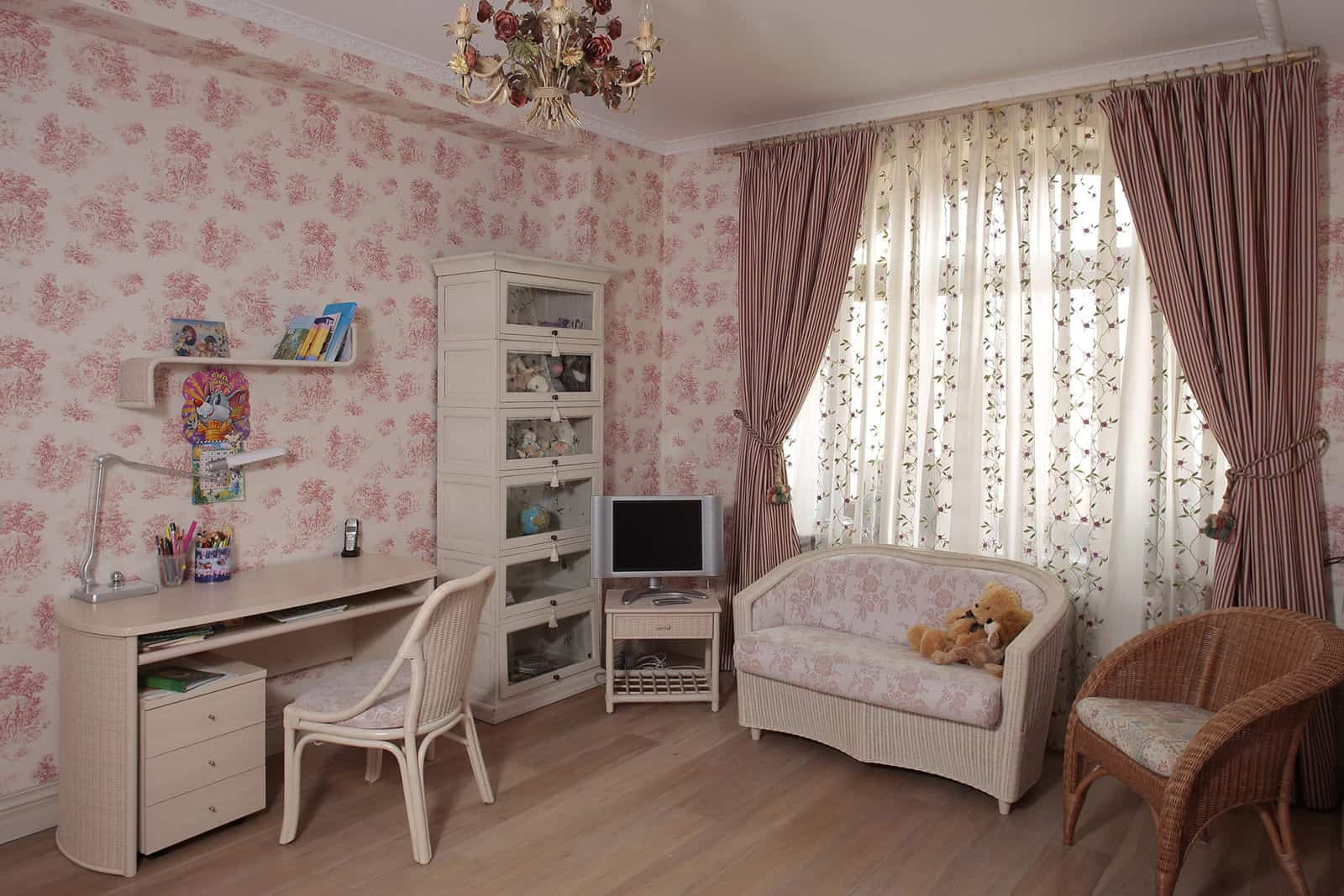 Kids room ideas french country decor for Accents decoration