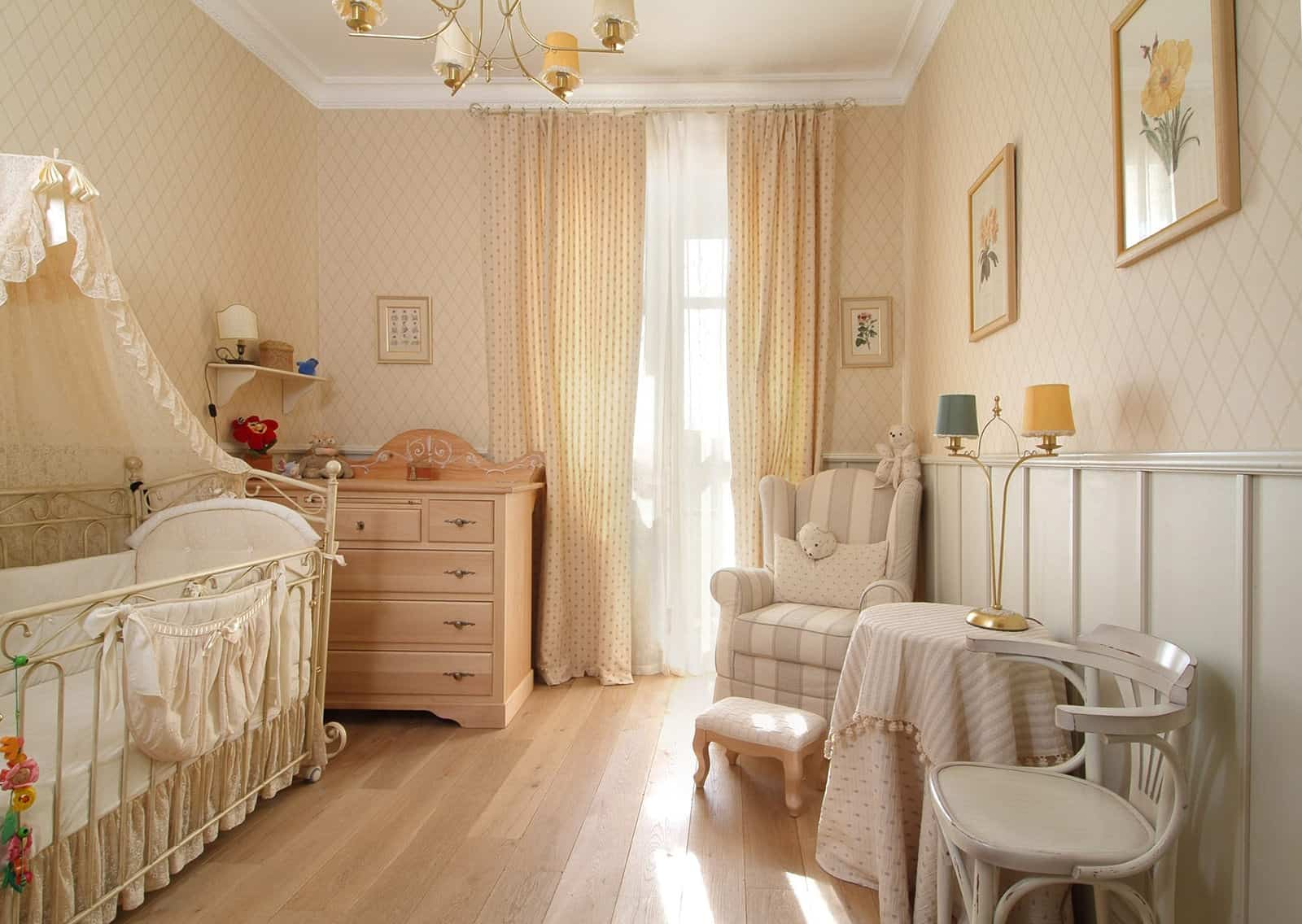 Kids room ideas french country decor house interior for Country decor