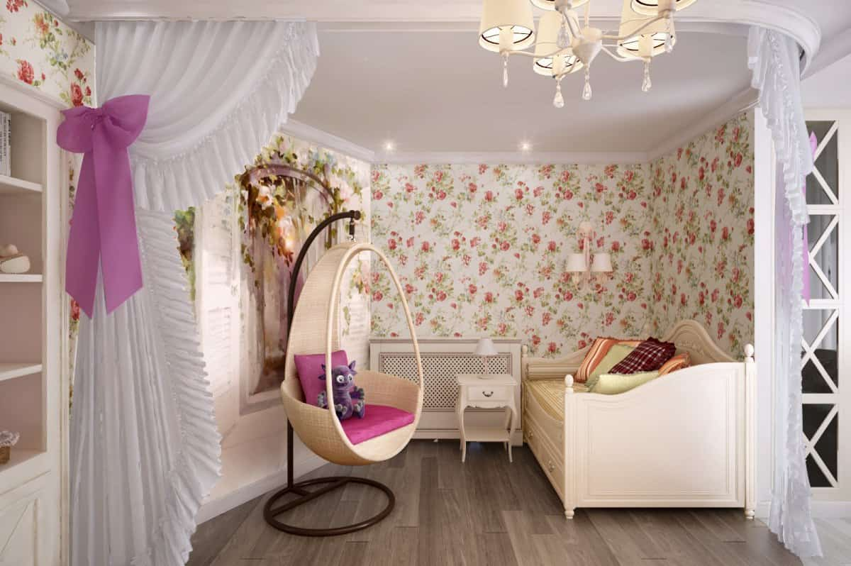 Kids Room Ideas French Country Decor