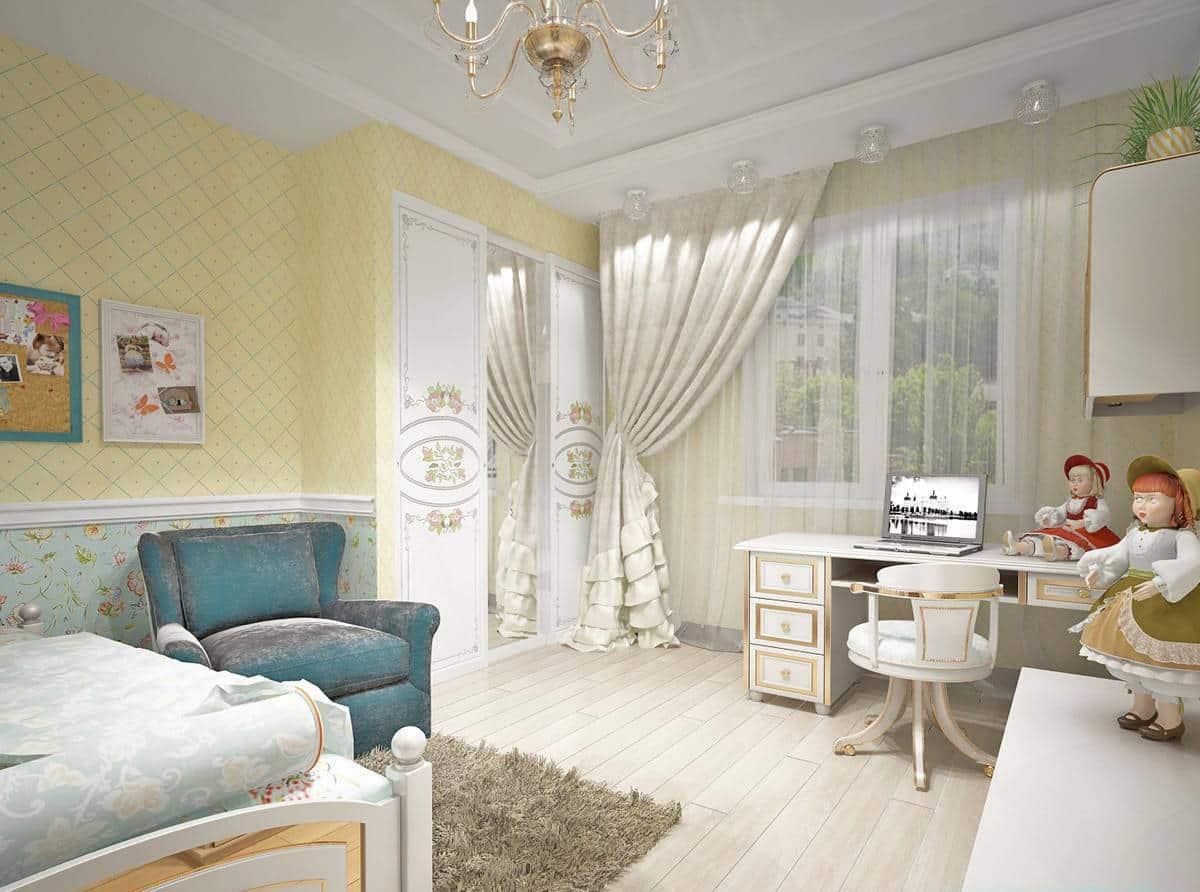 Kids-room-ideas-French-country-decor-Provence-decor-kids-room-decor
