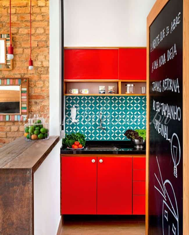 Decorating Ideas > Kitchen Design Ideas Red Kitchen ~ 185758_Kitchen Decor Ideas Red