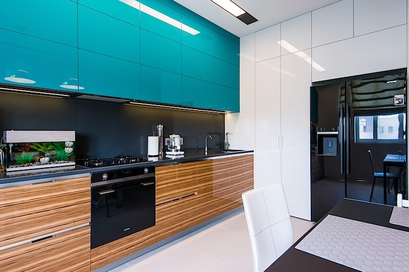 Turquoise Kitchen Design Ideas ~ Kitchen design ideas turquoise house interior