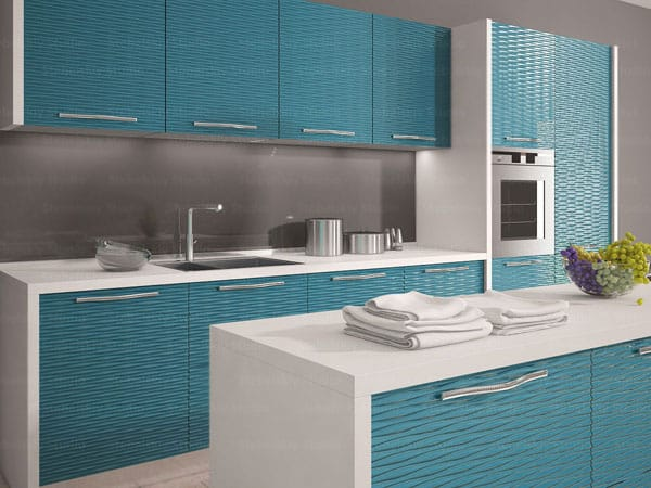 Turquoise Kitchen Design Ideas ~ Kitchen design ideas turquoise