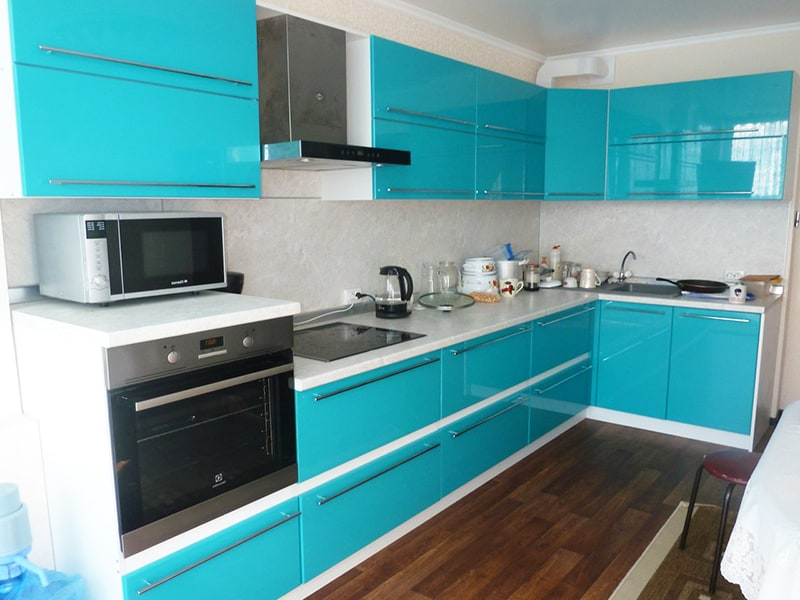 Kitchen Design Ideas Turquoise