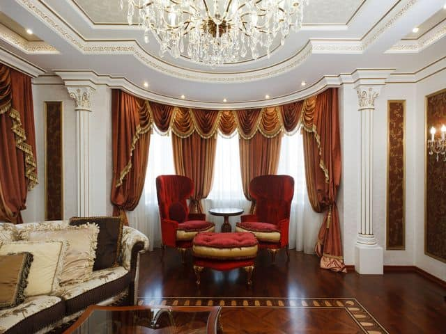 Living Room Design Ideas Venetian Living Room House