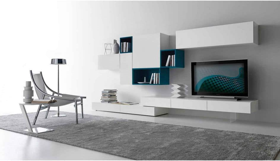 Image Result For Ultra Modern Wall Unit