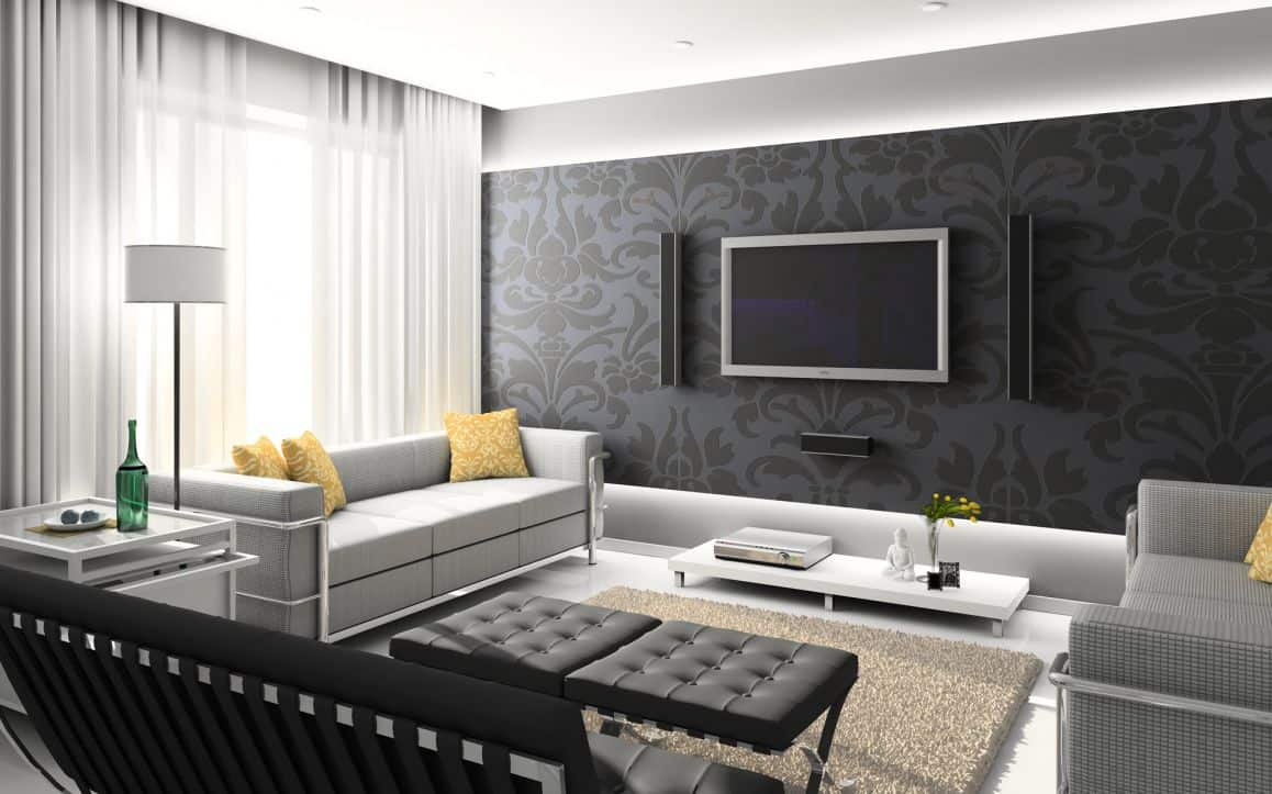To Decorate Your Living Room Living Room Ideas High Tech Living Room House Interior