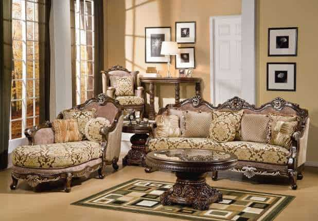 Living room ideas victorian living room for Victorian sitting room design ideas