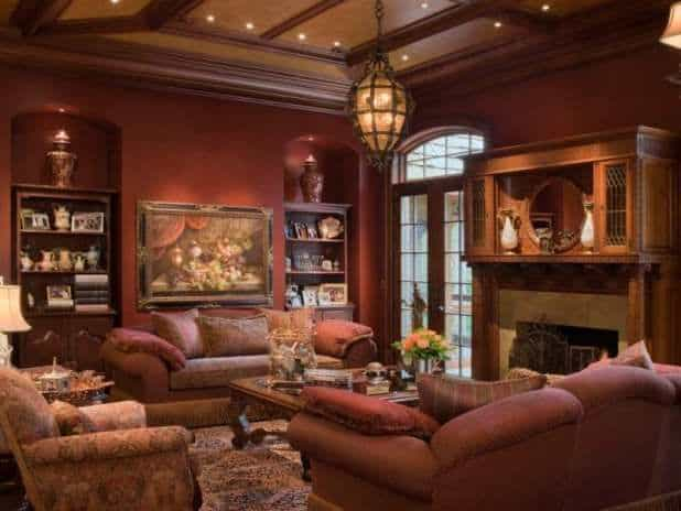 Living room ideas victorian living room for Interior decorating ideas for living room pictures