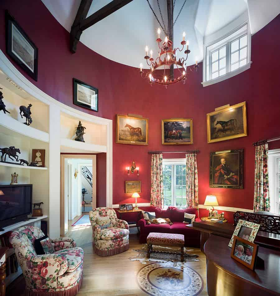 living room ideas: victorian living room