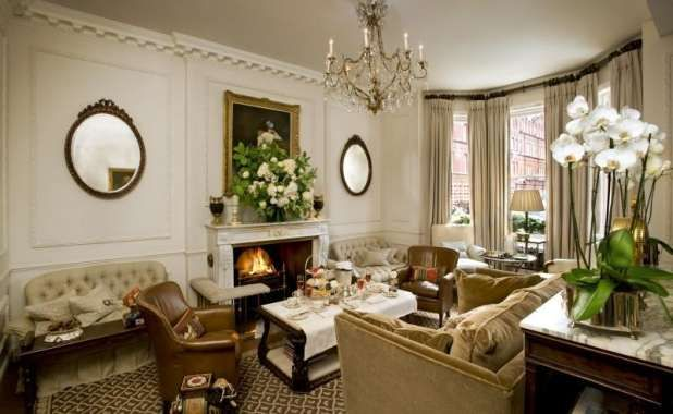 Victorian Interior Design Features: Living Room Ideas: Victorian Living Room