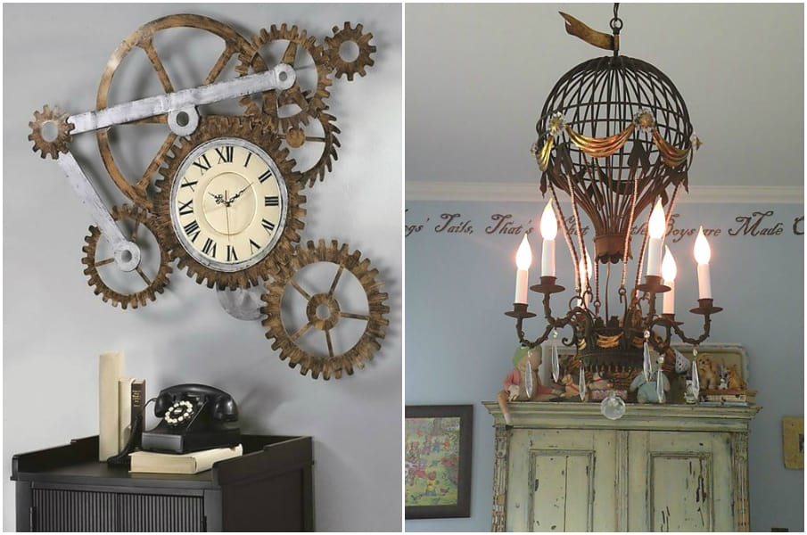 Room Decor: Room Decor For Teens: Steampunk Bedroom