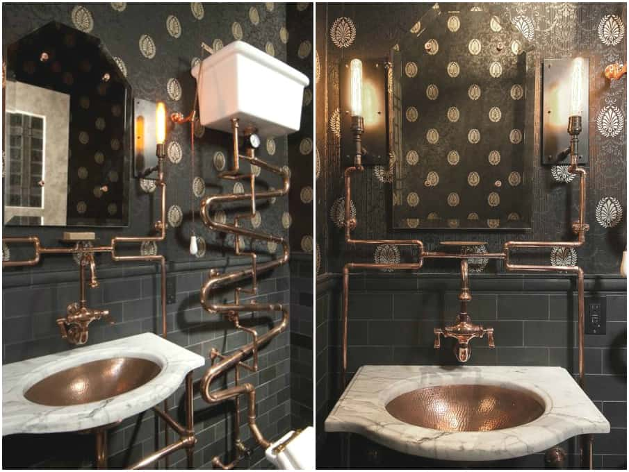 Room decor for teens steampunk bedroom house interior for Interior decor designs pictures