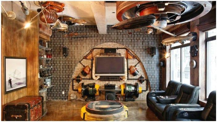 room decor for teens steampunk bedroom teen bedroom ideas