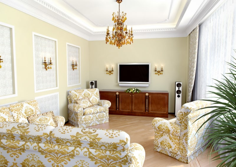Living room design ideas baroque living room house interior for Living room design help