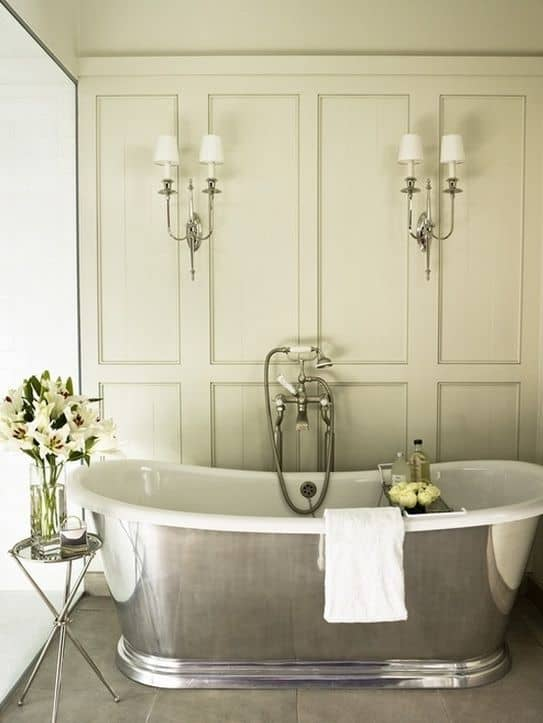 Bathroom design ideas french bathroom decor Bathroom design ideas country