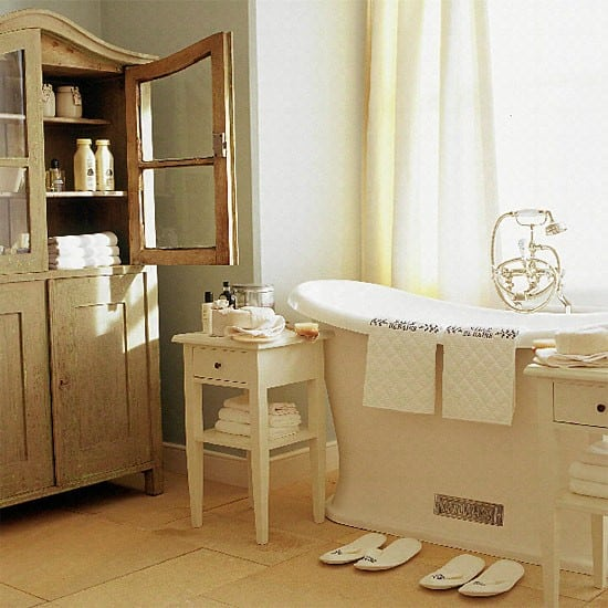 Bathroom design ideas french bathroom decor house interior Bathroom design ideas country