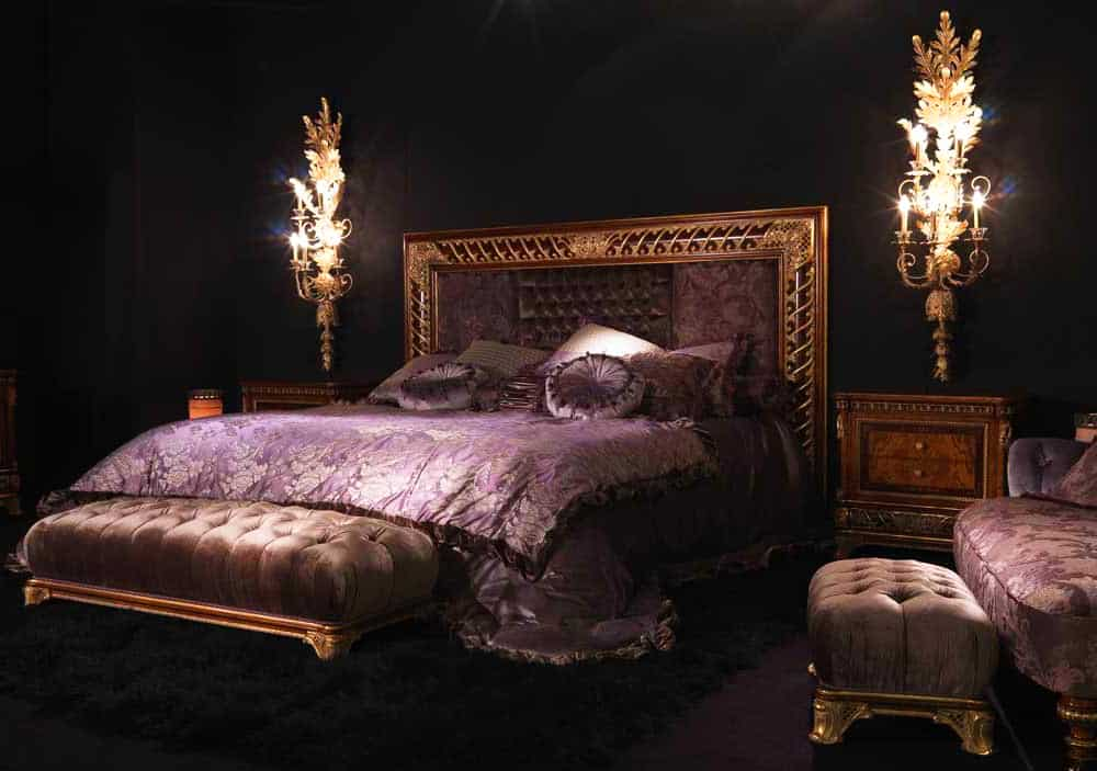 Bedroom decor ideas gothic bedroom for Bedroom decor design ideas