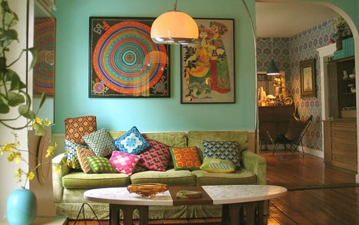 Interior trends 2017 hippie bedroom decor house interior - How to keep up with contemporary home decor trends ...