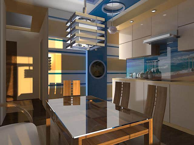 Kitchen-design-ideas-kitchen decor-kitchen-design-nautical-kitchen-decor-beach-theme-decor