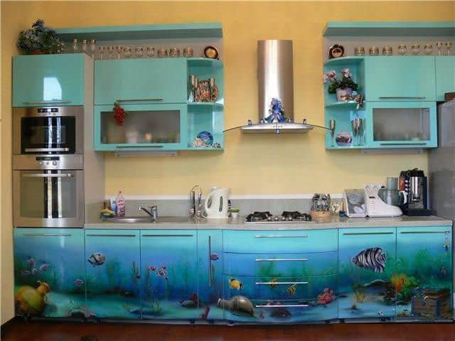 Kitchen design Nautical kitchen decor – HOUSE INTERIOR