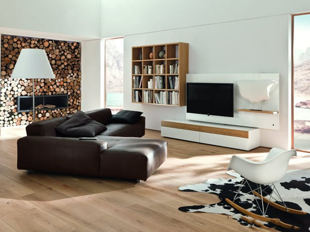 Living room design ideas eco style - Apartment living room ideas ...