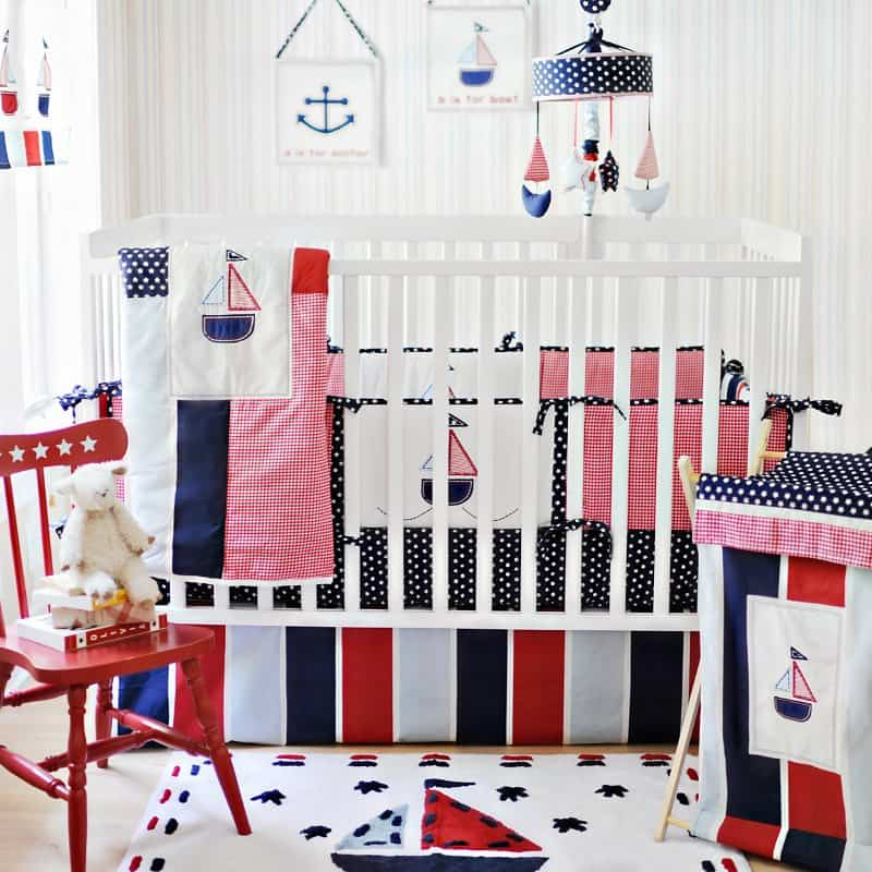 Home decor trends 2017 nautical kids room house interior for Trending decor