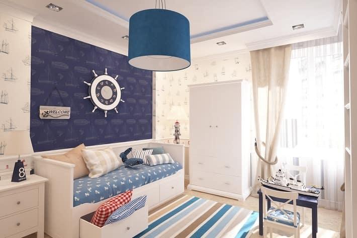Nautical-kids-room-Nautical-decor-kids-room-decorating-ideas-interior-trends-2017-home-decor-trends-2017