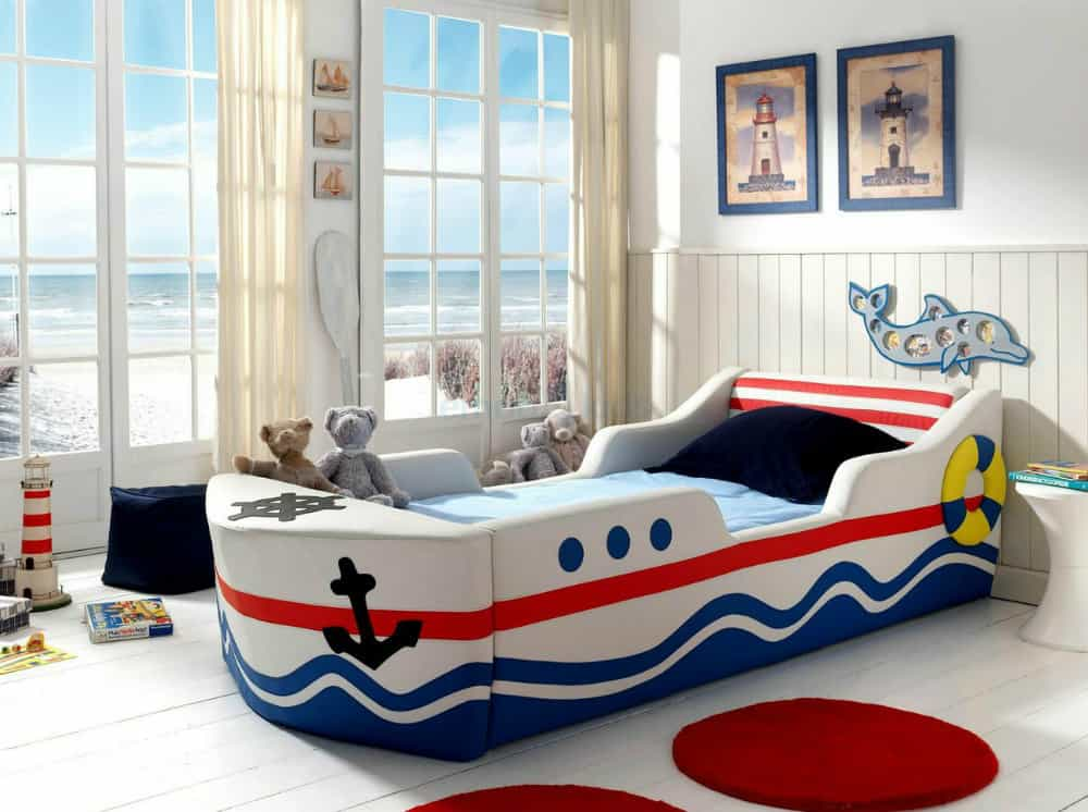 home decor trends 2017 nautical kids room. Black Bedroom Furniture Sets. Home Design Ideas