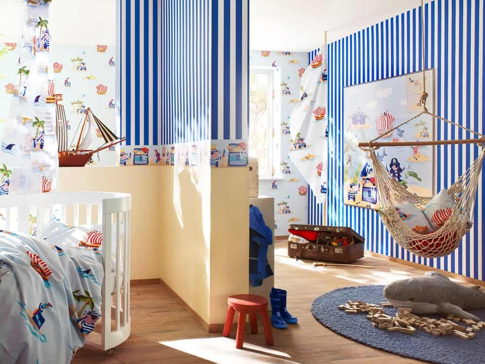 Home decor trends 2017 nautical kids room for Home decor interior design