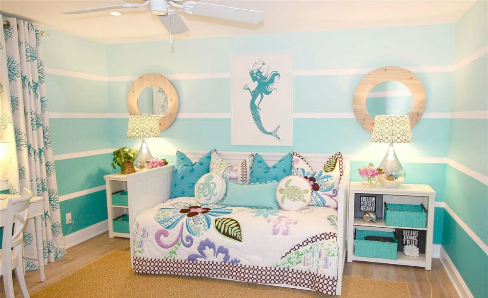 Nautical Bedroom Decor Kids