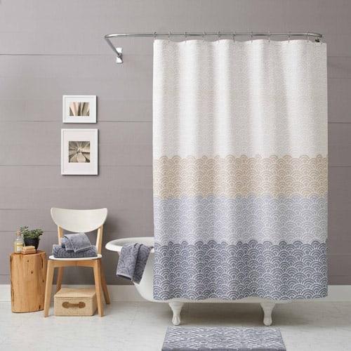 walmart shower curtains sets