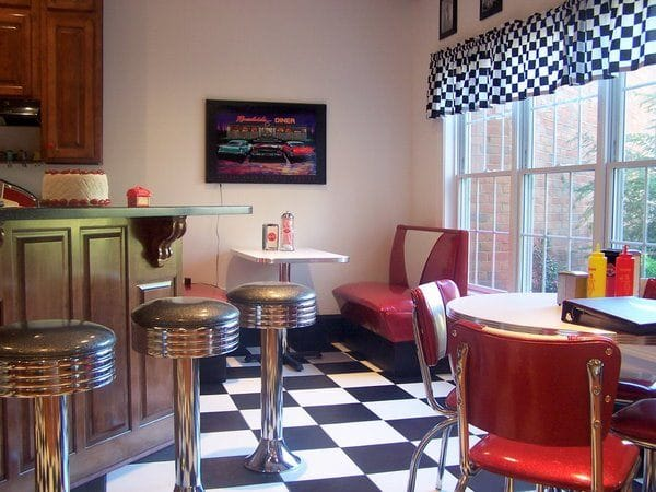 Kitchen design ideas retro kitchen - Vintage kitchen ...