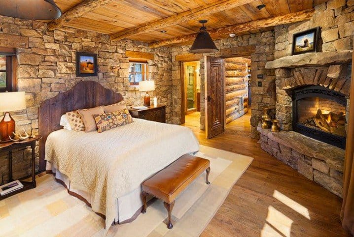 Home decor trends 2017 rustic bedroom for Cottage vecchio stile