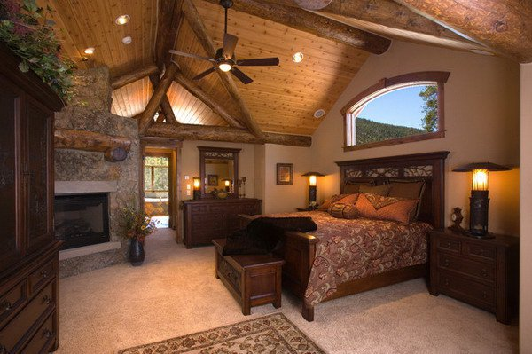 home decor trends 2017 rustic bedroom house interior. Black Bedroom Furniture Sets. Home Design Ideas