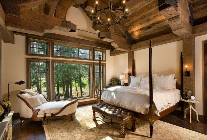 Home decor trends 2017 rustic bedroom Home fashion furniture trends
