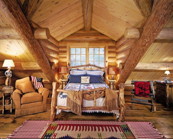 Home decor trends 2017 rustic bedroom house interior Interior design ideas for selling houses