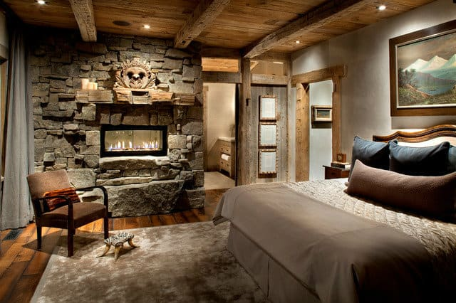 Home Decor Trends 2017 Rustic Bedroom House Interior