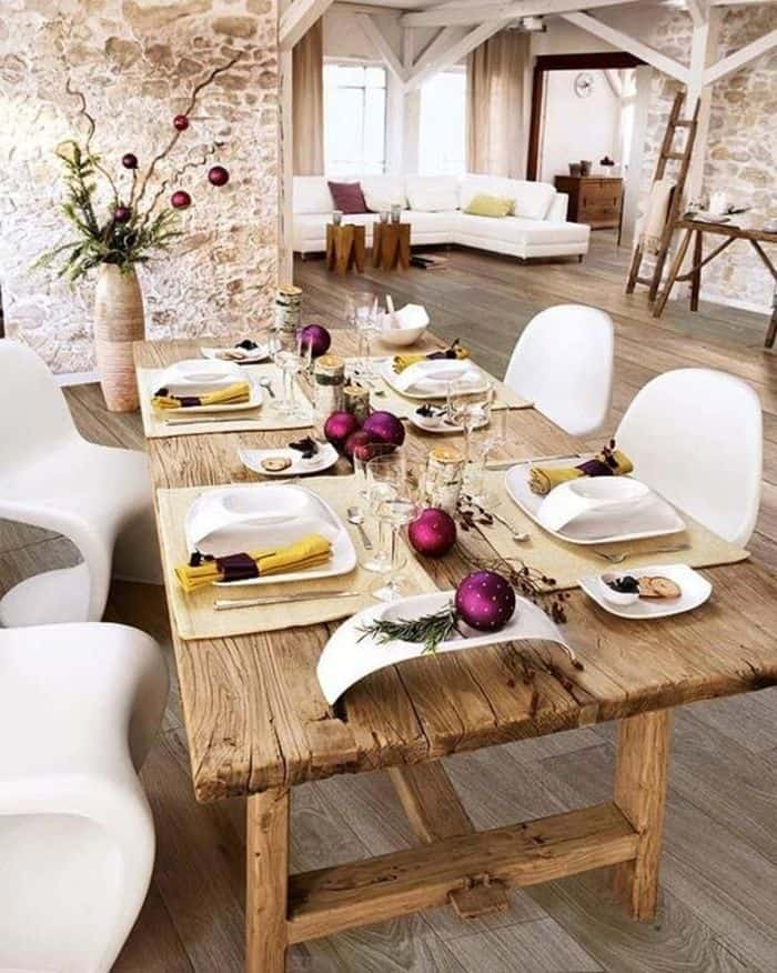 Dining room ideas rustic dining room for Dining room decor accessories